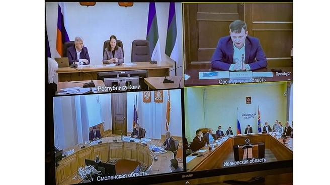 Заседание межведомственной рабочей группы по вопросам создания ОЭЗ и ТОР в моногородах
