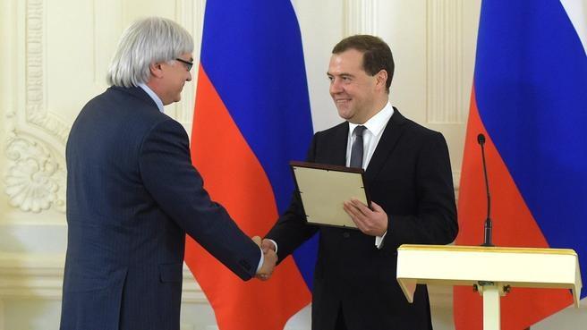С председателем совета директоров ООО «Эфир» Андреем Григорьевым