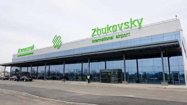 Д. Медведев откроет четвертый аэропорт в столице России