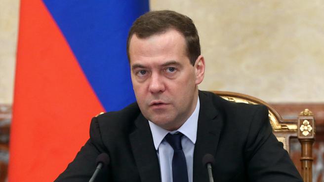 Медведев обюджете-2018: Армия исоциалка вприоритете