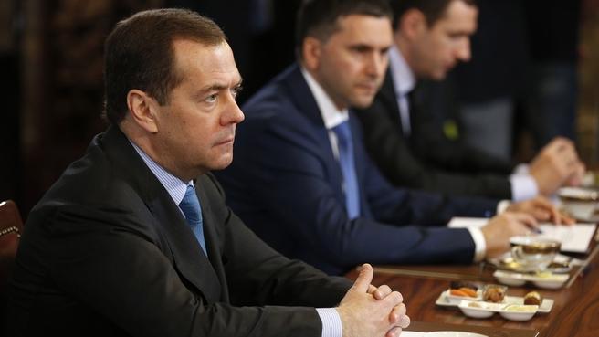 Встреча с участниками Всероссийского экологического форума «Чистая страна»