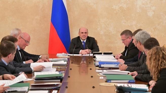 Совещание о приоритетных задачах в рамках Евразийской экономической интеграции