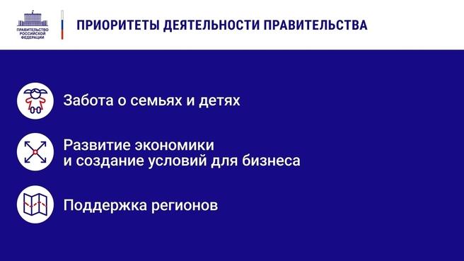 К отчёту о  деятельности Правительства России за 2020 год. Слайд 2