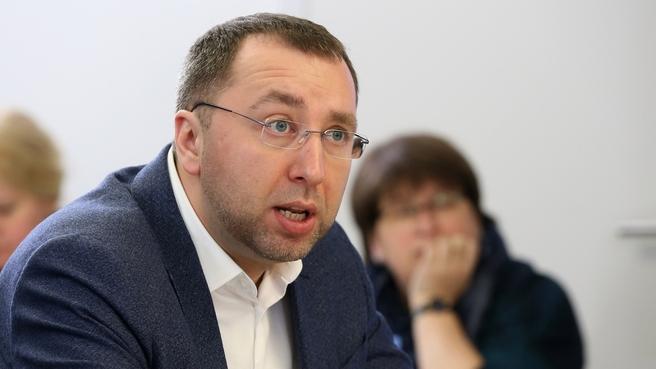Выступление вице-президента, технического директора Mail.ru Group Владимира Габриеляна
