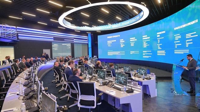 Совещание по формированию спроса на российскую радиоэлектронную продукцию