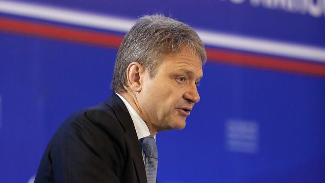 Выступление Александра Ткачёва на заседании Правительственной комиссии по импортозамещению