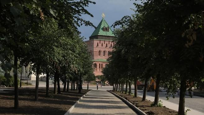Дмитрий Чернышенко обсудил с главой Нижегородской области подготовку к 800-летию столицы региона