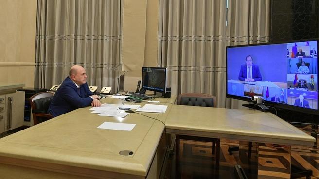 Совещание об организации возвращения российских граждан из-за рубежа