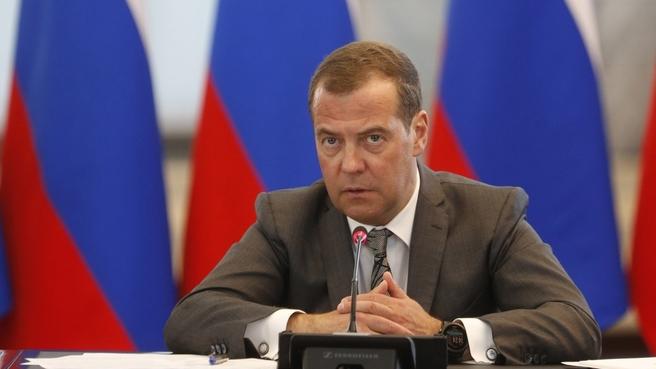 Вступительное слово Дмитрия Медведева на заседании Правительственной комиссии по цифровому развитию