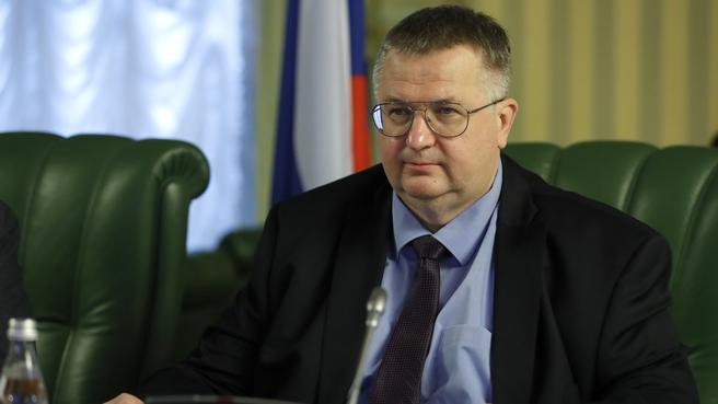 Алексей Оверчук на заседании Совета Евразийской экономической комиссии