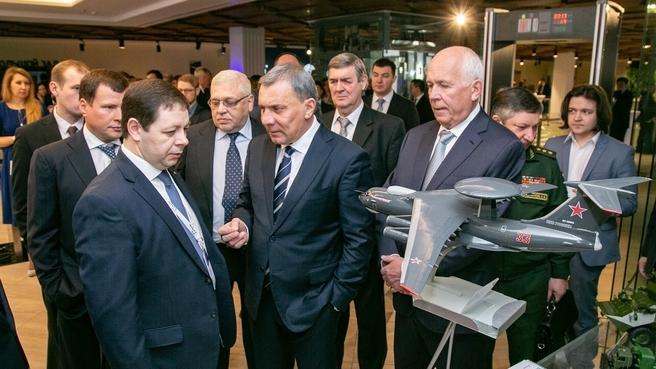 Мероприятие по подведению итогов деятельности радиоэлектронного комплекса госкорпорации «Ростех» за 2018 год