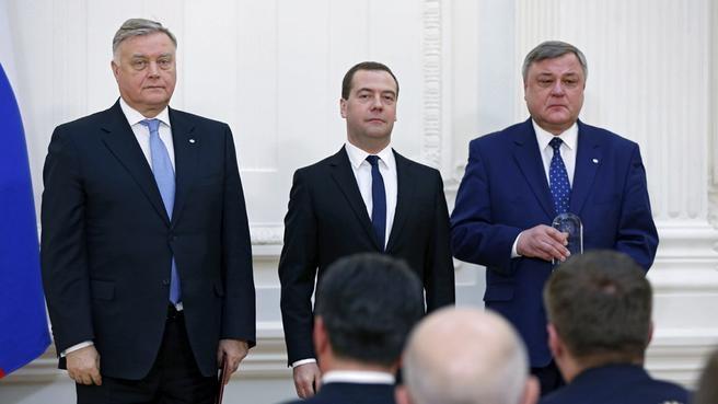 С представителями ОАО «Российские железные дороги»