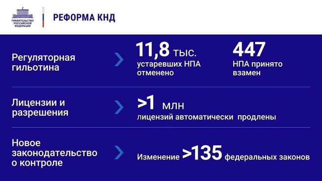К отчёту о  деятельности Правительства России за 2020 год. Слайд 12