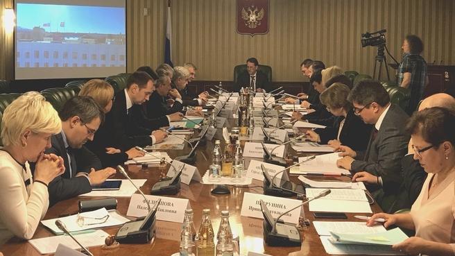 Алексей Гордеев провел заседание оргкомитета по подготовке и проведению празднования 80-летия Магадана