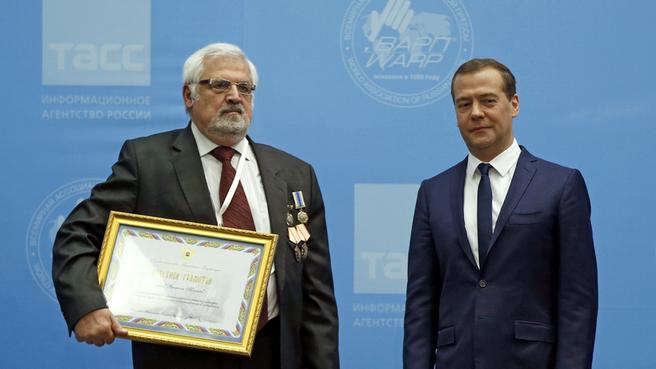 С Вадимом Анастасиади, главным редактором газеты «Вечерний Тбилиси» (Грузия)