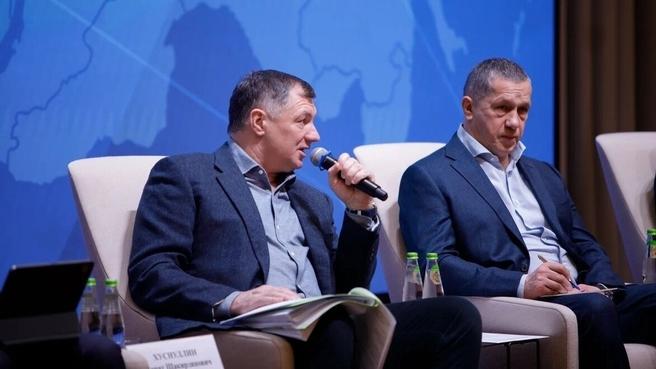 Ежегодное расширенное совещание по вопросам развития экономики и улучшения качества жизни на Дальнем Востоке и в Арктической зоне