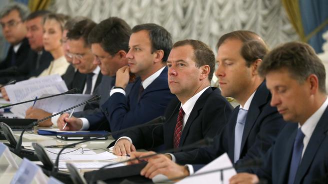 Седьмое заседание Российско-Бразильской Комиссии высокого уровня по сотрудничеству
