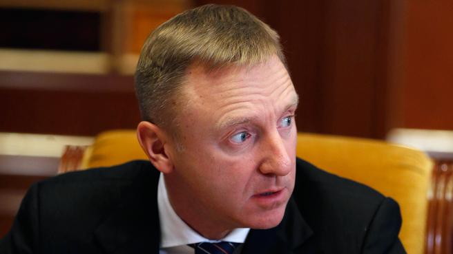 Министр образования и науки Дмитрий Ливанов