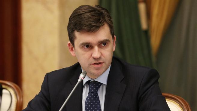 Заместитель министра экономического развития Станислав Воскресенский