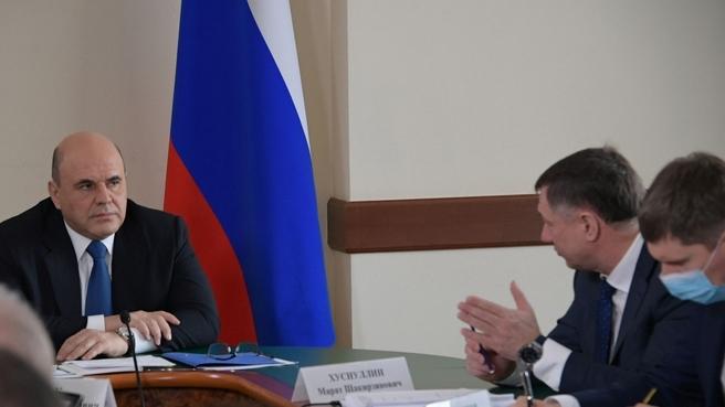 Совещание о транспортном обеспечении вывоза угля из Кемеровской области