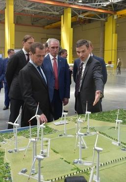 Посещение АО «Аэрокомпозит-Ульяновск»
