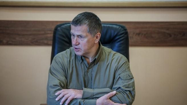 Рабочая поездка Юрия Трутнева в Приморский край