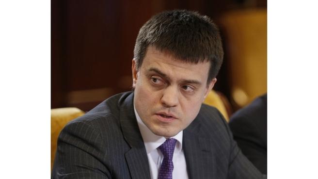 Доклад Михаила Котюкова на заседании президиума Совета при Президенте России по стратегическому развитию и национальным проектам