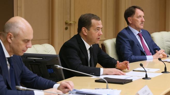 Вступительное слово Дмитрия Медведева на селекторном совещании о задачах по обеспечению проведения в 2018 году сельскохозяйственных уборочных работ