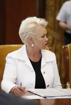 Сообщение первого заместителя Министра здравоохранения Татьяны Яковлевой на совещании об исполнении поручений Президента и Правительства России