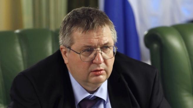Заместитель Председателя Правительства Алексей Оверчук на заседании Совета Евразийской экономической комиссии