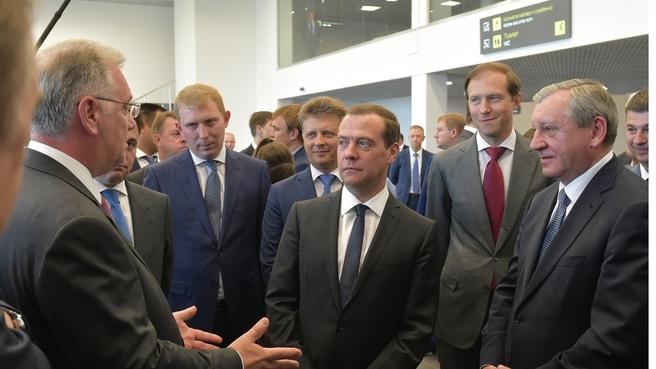 Посещение международного аэропорта «Жуковский»