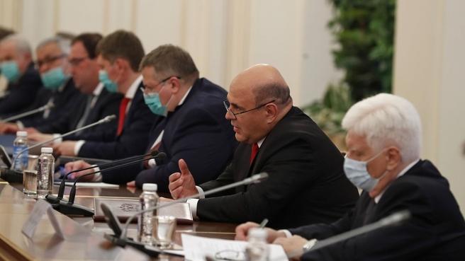 Российско-азербайджанские переговоры