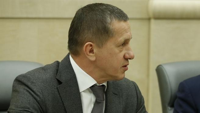 Сообщение Юрия Трутнева на совещании с вице-премьерами 28 марта 2016 года