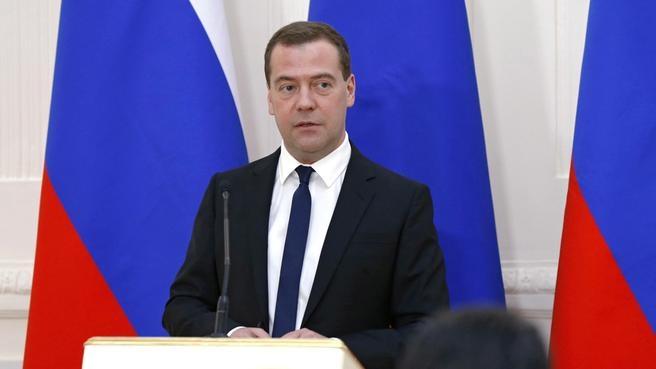 Выступление Дмитрия Медведева на вручении премий Правительства в области качества