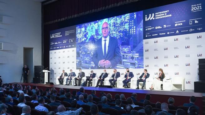 Первый Международный промышленный форум «Интеллект машин и механизмов» в Севастополе