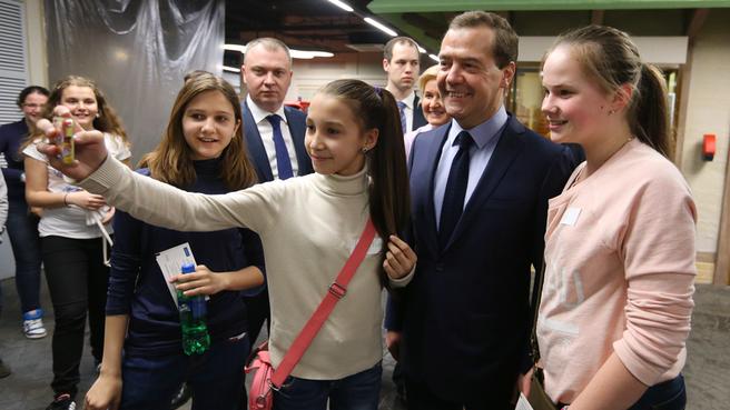 Посещение детского города мастеров «Мастерславль»
