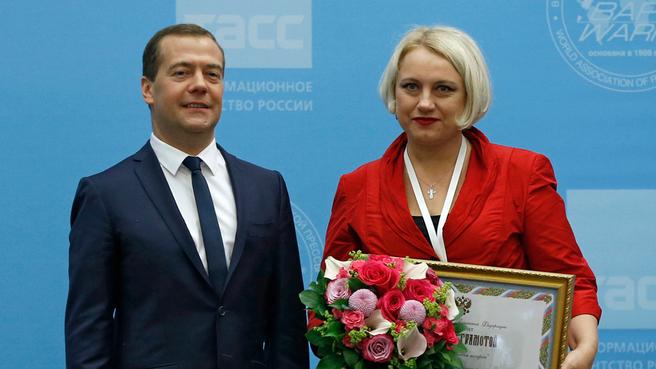 С Ириной Шульц, издателем, главным редактором газеты «Пражский Экспресс» (Чехия)