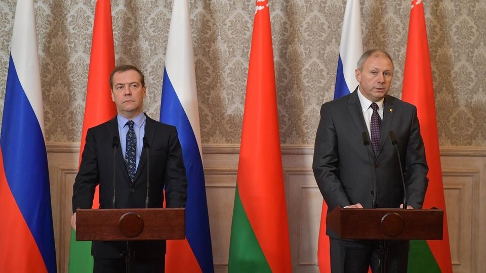 Заявление Сергея Румаса для прессы по завершении заседания Совета министров Союзного государства