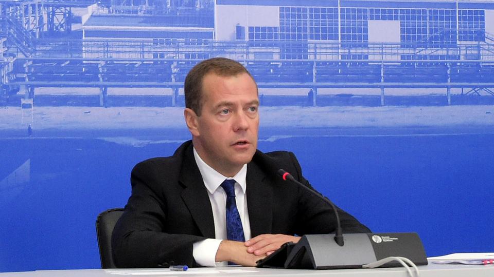 Совещание о модернизации нефтеперерабатывающих производств