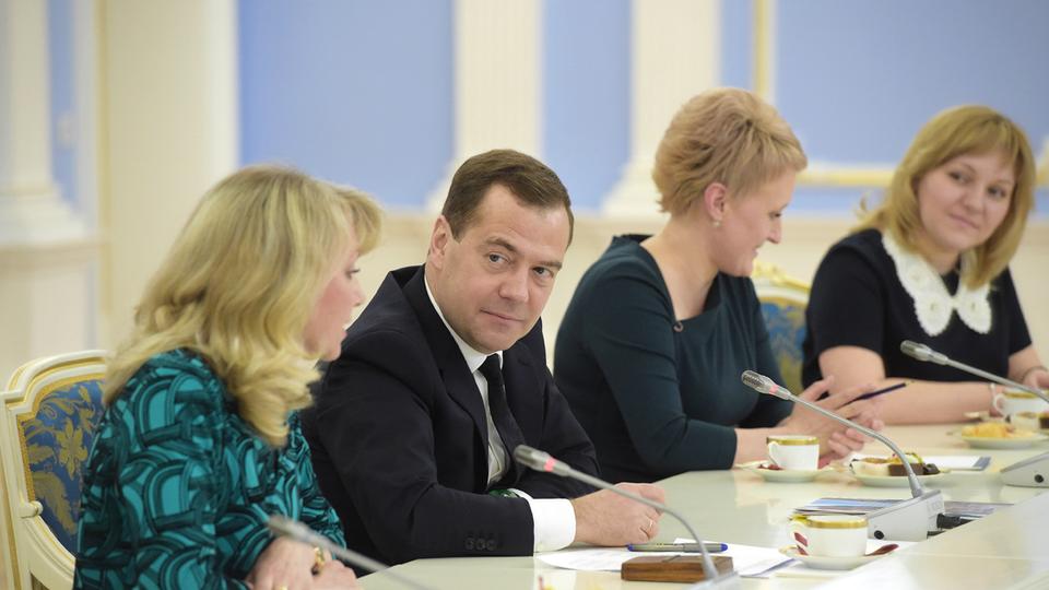 Встреча с педагогическими работниками системы дошкольного образования