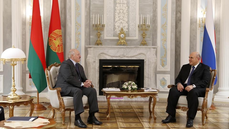 Встреча с Президентом Белоруссии Александром Лукашенко