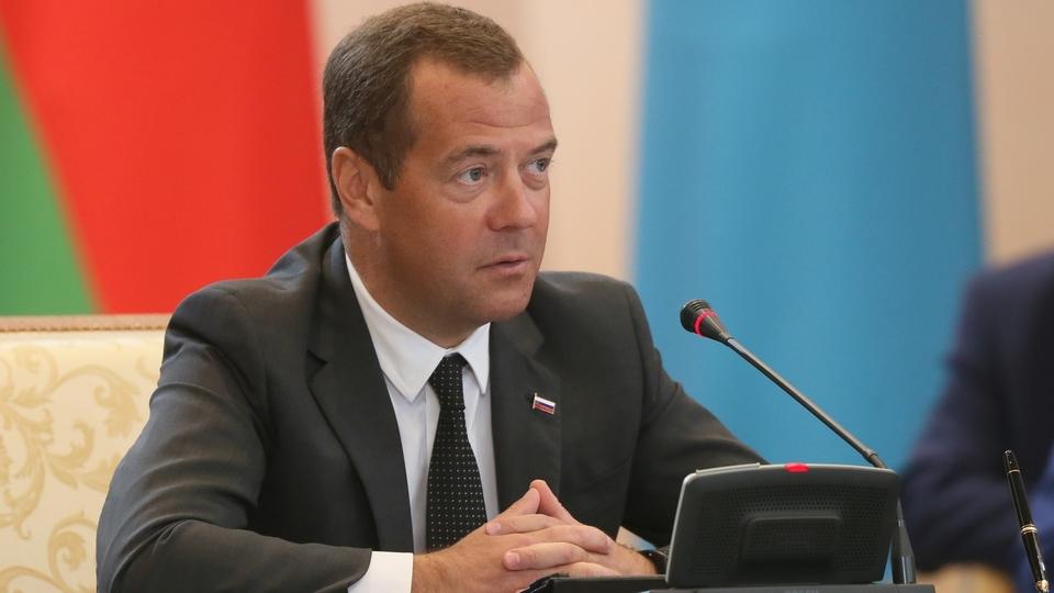 Выступление Дмитрия Медведева на заседании Евразийского межправительственного совета
