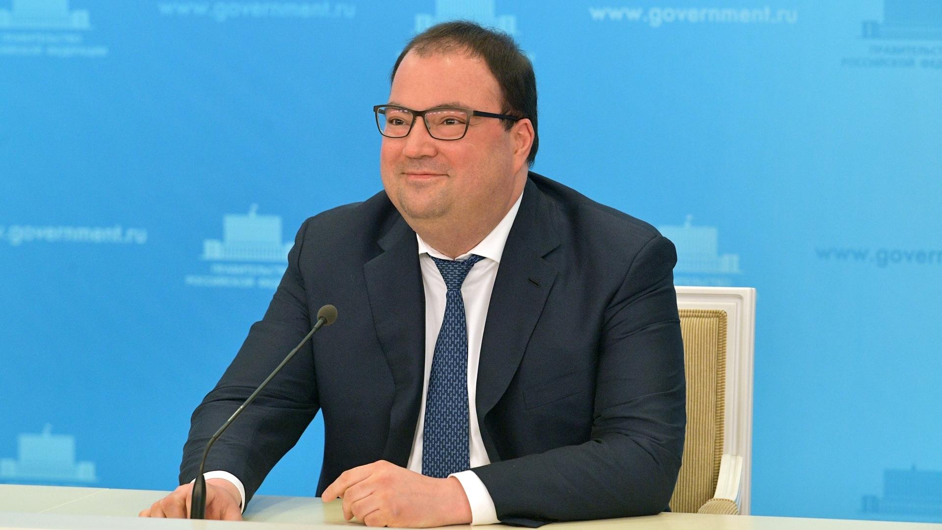 Брифинг Максута Шадаева