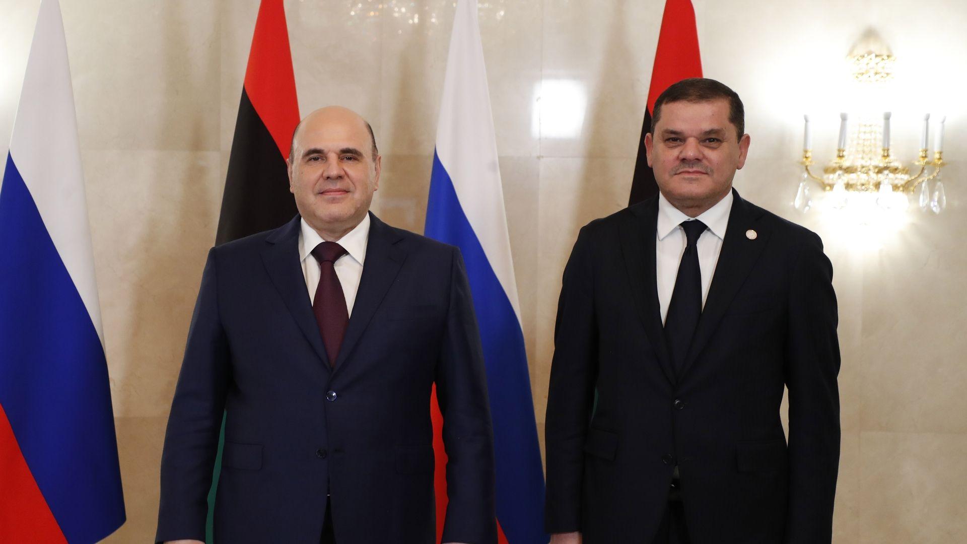 Российско-ливийские переговоры