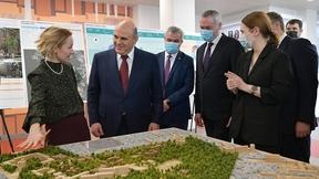 Посещение специализированного учебно-научного центра (СУНЦ) Новосибирского государственного университета