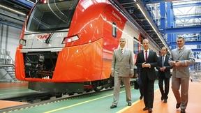 О развитии пассажирских железнодорожных перевозок. Посещение моторвагонного депо «Подмосковное» и совещание