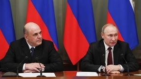 Встреча Президента России Владимира Путина с вновь назначенными членами Правительства
