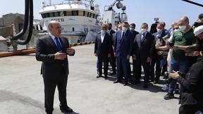 Михаил Мишустин посетил рыбоперерабатывающий комплекс «Ясный»