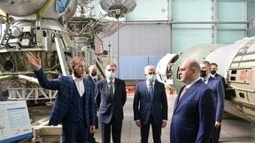 Посещение Московского авиационного института