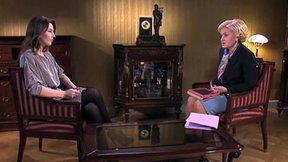 Ольга Голодец дала интервью телеканалу «Россия-24»